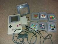 original game boy plus games
