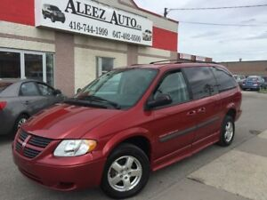 2007 Dodge Grand Caravan Handicap