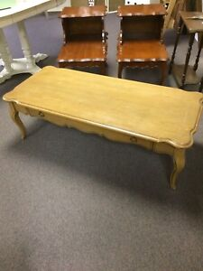 French Provincial coffee table (Kelowna)