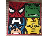 Marvel rug