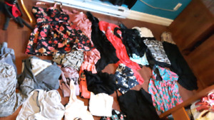 Med to large teen girl clothing