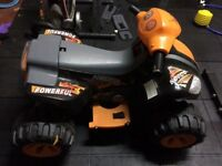 Child's quad bike - from age 3