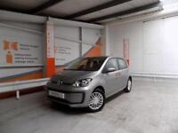 Volkswagen UP MOVE UP (silver) 2017-06-21
