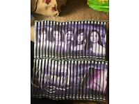 Charmed DVD - season 1-5
