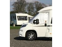 """SILVER SCREENS' CAB WINDOWS COVER FOR 2015 FIAT DUCATO MOTORHOME VEHICLE"