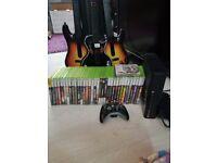 Xbox 360 & 41 games.