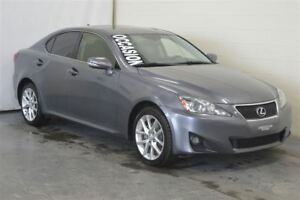 2013 Lexus IS 250 AWD GPS+Cuir+Toit Ouvrant+Camera de Recul