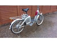 THOMPSON ELECTRIC EURO TOURER BIKE