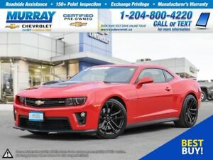 2012 Chevrolet Camaro ZL1 *Rear View Camera, OnStar, Heated Seat