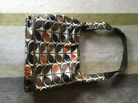 ORLA KIELY CHANGING BAG AND TRAVEL CHANGING MAT