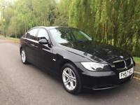 BMW 318 ISE 07 NEW SHAPE FULL MOT FULL SERVICE HISTORY FIRST TO SEE WILL BUY