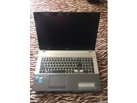 Acer gaming laptop 16gb ram 256ssd 1tb hdd I7