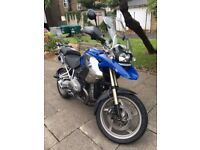 BMW R1200 GS - Fully loaded