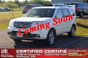 2013 Honda Pilot EX-L RES DVD! Leather! Power Moonroof! Heated S