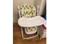 Child High chair- High Quality for £25 ONLY