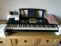 Yamaha ypt_220 electric organ