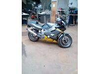 Yamaha FZR 600 unfinished project