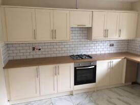 Newly refurbished two bedroom flat in Tondu