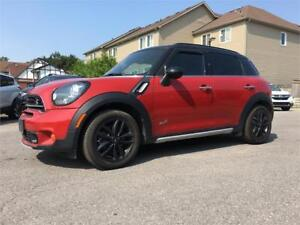 2016 MINI Cooper Countryman S | 6 Spd | AWD|
