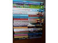 18 Michael Morpurgo Books