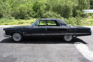 1967 Chrysler Imperial - no trades