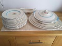 Antique dinnerware very pretty