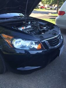 2008 HONDA ACCORD $6500 safety and etest