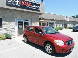 2007 Dodge Caliber SXT** ONE OWNER** CERTIFIED** LOW KMS** CLEAN