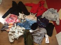 13 items 6-7yrs old boys items bundle