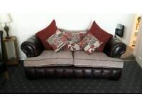 To seater sofa
