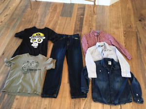 Boys back to school clothes
