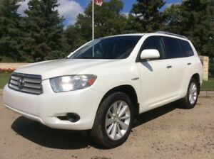 2009 Toyota Highlander, Hybrid, AUTO, AWD, LEATHER, $13,500