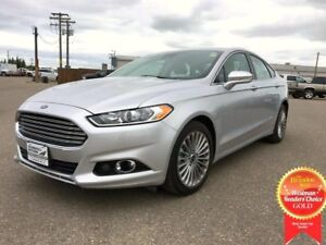 2016 Ford Fusion Titanium AWD *Nav* *Wifi* *Blind Side* *Backup