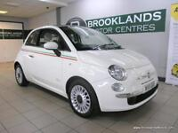 Fiat 500 1.2I LOUNGE S/S (4X SERVICES and SUNROOF)