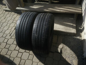 Goodyear 235/50R18 all season tires