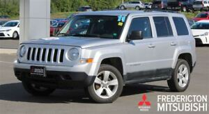 2011 Jeep Patriot NORTH! 4X4! AUTO! HEATED SEATS!