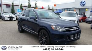 2014 Volkswagen Touareg Execline TDI R-Line 42MPG Tow 7700 Lps!