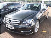 Mercedes Benz C C C220 2.1 CDI B/E AMG Sport 4dr