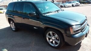 2008 Chevrolet Trailblazer SS SUV, Crossover