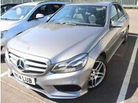 Mercedes Benz E E E220 2.1 CDI AMG Sport Nav 4dr