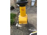 For sale alko garden shredder