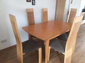 Dining chairs x6 (Kesterport )