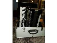 120 Bass Accordion with 4 voices
