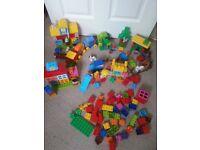 Joblot: 5 x DUPLO LEGO Sets
