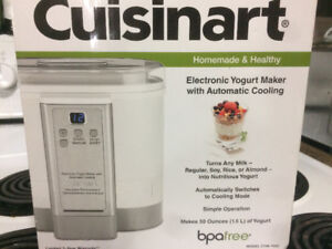 yogurt maker cuisinart
