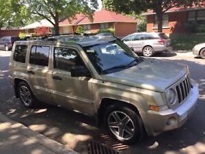 2009 Jeep Patriot Limited 4x4 Cuir et Navigation
