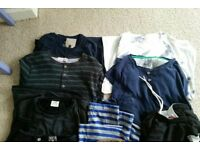 11-12 yrs. Boys clothes. Zara H&M Next River Island Slazenger. Grab a bargain. Some bnwt.