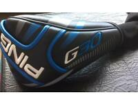 Ping G30 Driver RRP £229 - selling £140