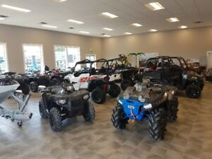 2017 Polaris Biggest sale of the Year@ Patterson Sales TRURO
