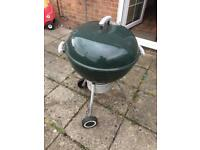Weber BBQ 57cm kettle Barbecue